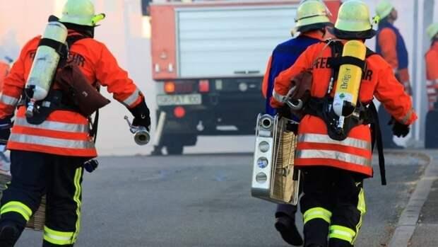 В Невском районе Петербурга сгорела жилая квартира