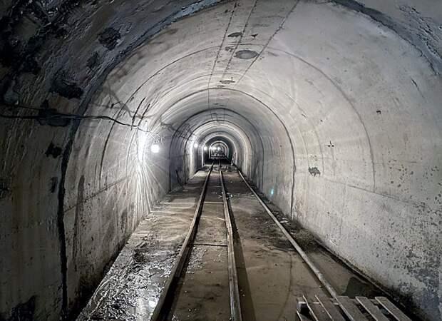 В Севастополе возобновилось начатое в ХХ веке строительство Мартыновского канализационного коллектора