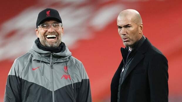 Клопп: «Все говорят, что «Реал» фаворит, но у «Ливерпуля» нет никаких проблем с ролью аутсайдера»