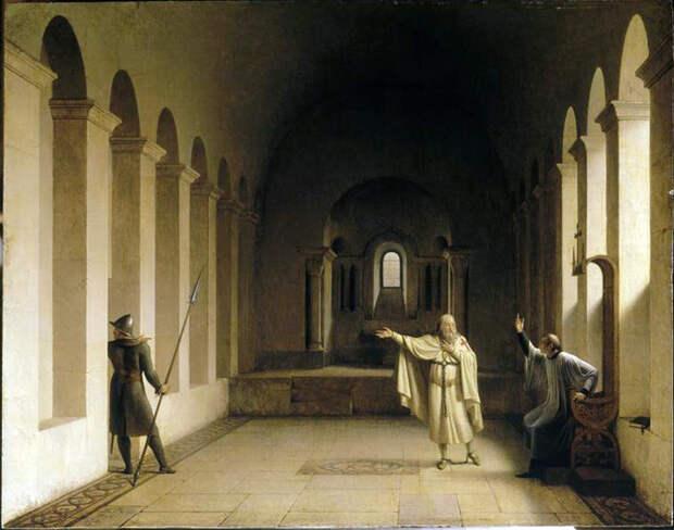 Проклятье последнего тамплиера. 700 лет спустя