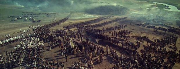 Батальные сцены в фильме «Война и мир» стали классикой кинематографа
