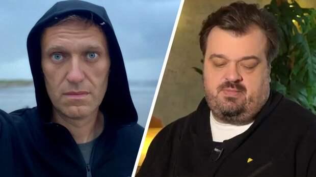 Телеведущий Соловьев сравнил Уткина с Навальным: «Оба тупые с визгливым голоском»