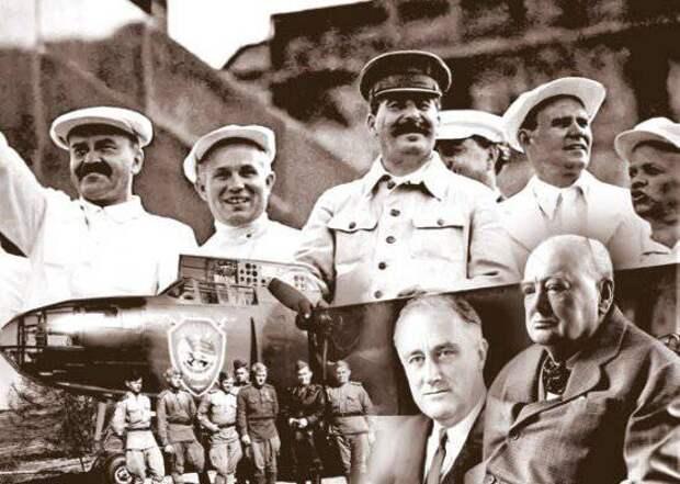 Ленд-лиз: это не помощь, а форма участия союзников в общей войне