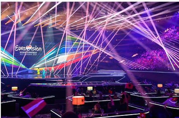 Зрители возмутились поведением украинского жюри на «Евровидении»
