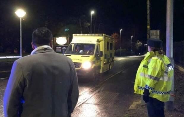 Трое подростков погибли в давке на вечеринке в Северной Ирландии