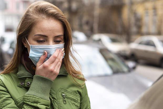 В России за сутки выявили 9437 заражённых COVID-19