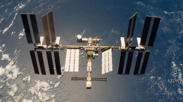 NASA ISS МКС космос