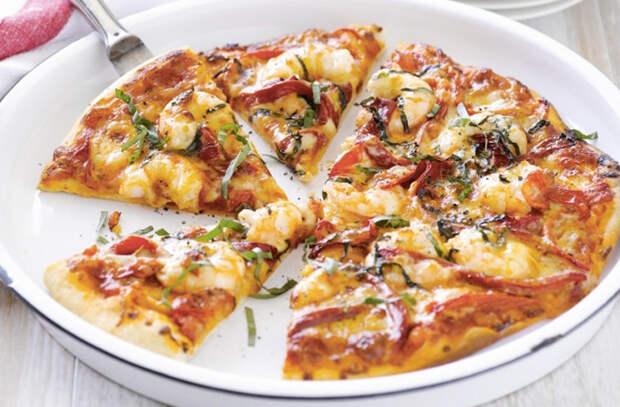 Пицца дома как в Италии: делаем по советам итальянца
