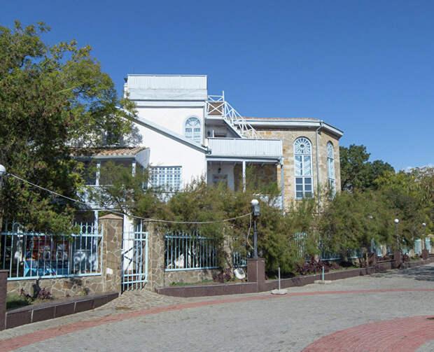 Акция «Ночь музеев» в доме-музее Максимилиана Волошина, 15 мая