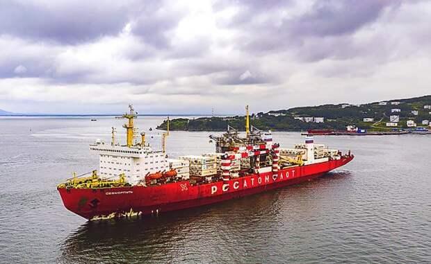 Разведка США над Балтикой ищет радиоактивный след «Севморпути»