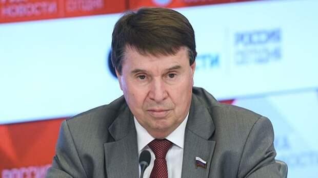Сенатор выдвинул встречные требования к Украине за Крым