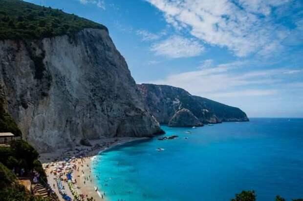 Греция открыла границы для туристов 14 мая