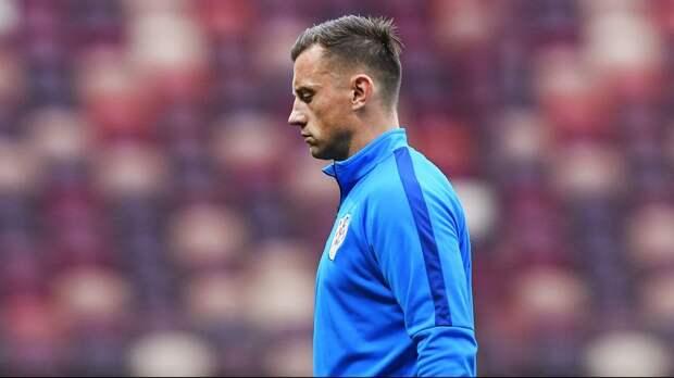 Олич войдет в тренерский штаб сборной Хорватии на Евро-2020