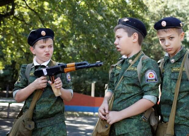 Кадетская школа имени генерала Ермолова