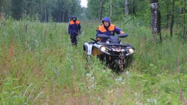 Волонтеры нашли живой пропавшую в Пермском крае глухонемую девочку