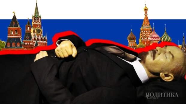 Коммунист Машковцев: 95% людей вообще не интересует вопрос захоронения Ленина