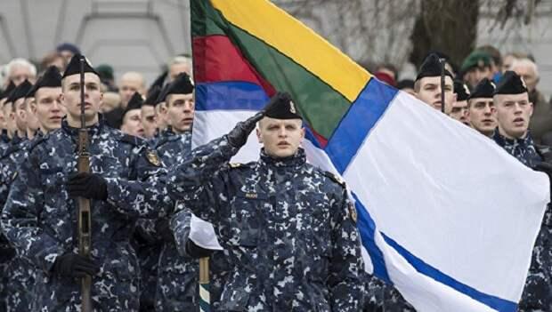 В Литве уже роют схроны