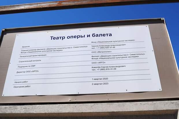 Строительство театра оперы и балета началось на мысе Хрустальный