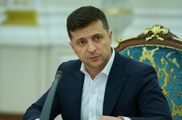 Зеленский поручил за две недели подготовить законопроекты против олигархов