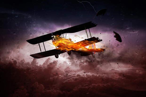 Учёный объяснил исчезновение самолётов над Бермудским треугольником