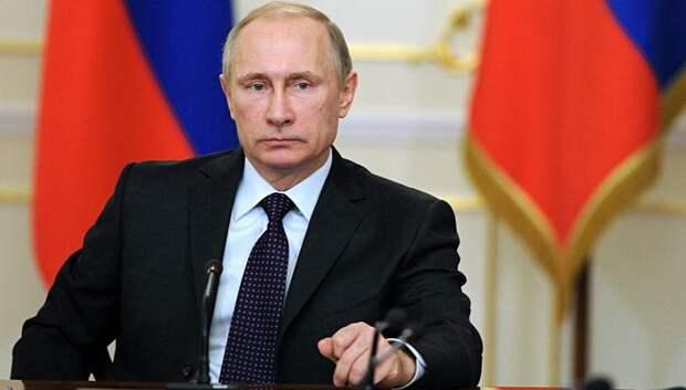 Путин: В бедности россиян виноваты 1990-е
