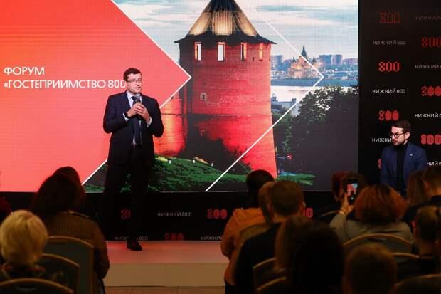Глеб Никитин возглавил медиарейтинг глав регионов Приволжского федерального округа