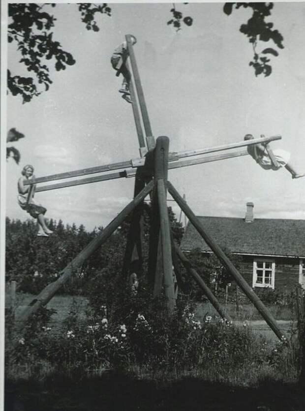 Подборка интересных архивных фотографий