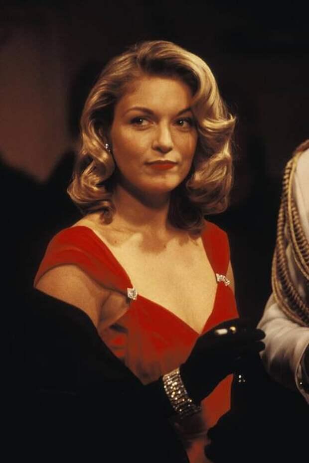 Как менялась Лора Палмер, актриса Шерил Ли, с течением времени.