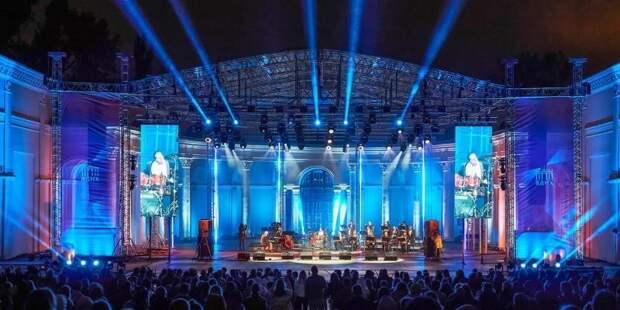 Зеленый театр на ВДНХ объявил о старте нового сезона