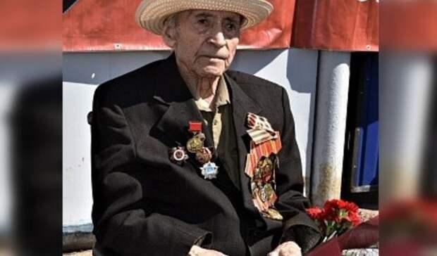 Скончался последний ветеран войны города Давлеканово в Башкирии