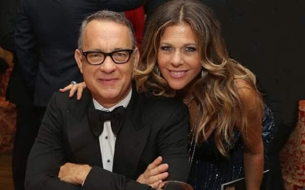 5 основных правил счастливого 32-летнего брака от звезды Голливуда Тома Хэнкса