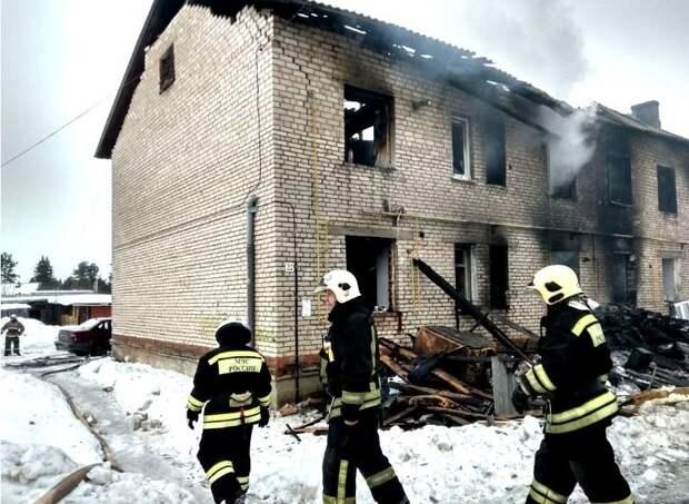 Ущерб от взрыва в многоквартирном доме в Игре составил более 14 млн рублей