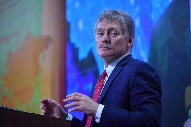 Кремль: конфликт Израиля и Палестины представляет опасность для России