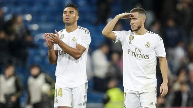 У футболистов «Реала» Азара и Каземиро выявлен коронавирус