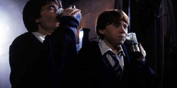 Топ-13 лучших анекдотов про Гарри Поттера и Ко