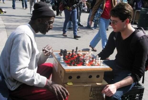 Шахматы – расистский вид спорта, вы еще об этом не знали?