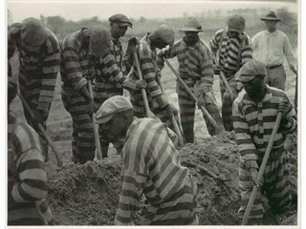 Рабство – официальная политика США