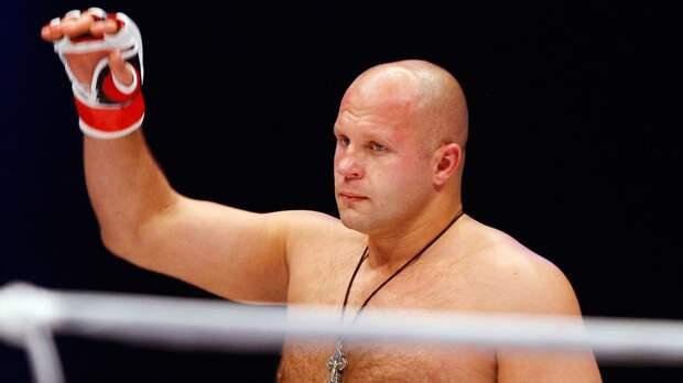 Чимаев назвал Федора Емельяненко легендарным бойцом