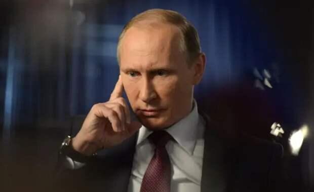 Путин закрыл небо России для любопытных глаз США