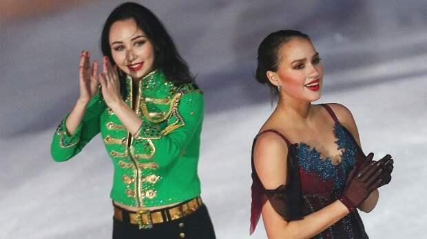 «Все возможно. Туктамышева — о возможном возвращении Загитовой и Медведевой в сборную России