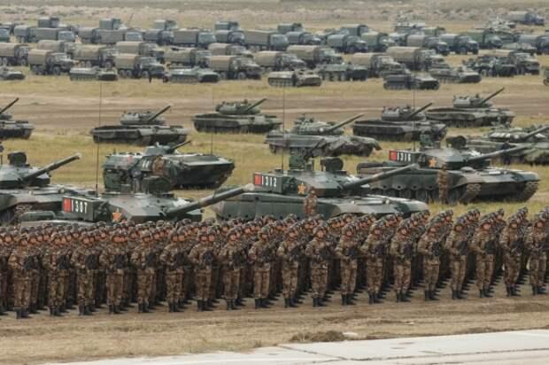 Если США вступят в вооружённый конфликт с КНР из-за Тайваня, это может спровоцировать Третью мировую войну