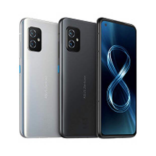 Представлен флагманский смартфон Asus Zenfone 8 Flip с камерой-перевёртышем