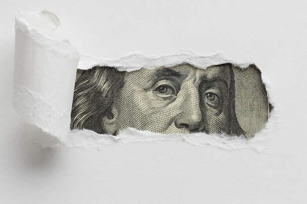В валютном балансе банковской системы России нашли рекордную дыру