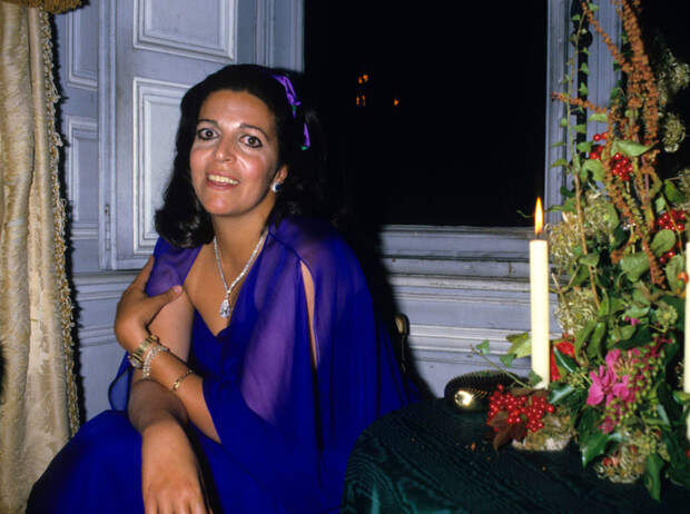 Бедная богатая девочка: трагедия исмерть Кристины Онассис