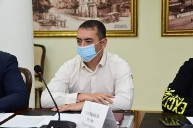 Ислям Усеинов стал новым заместителем главы администрации Симферополя