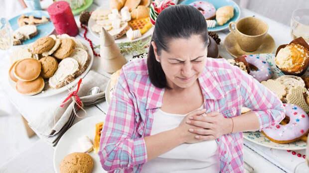 Повышающий риск сердечно-сосудистых болезней рацион назвали ученые