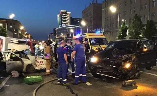 Пострадавший в ДТП с Михаилом Ефремовым скончался в больнице
