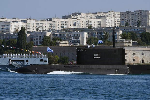 Противолодочные силы НАТО потеряли подлодку ВМФ РФ в Средиземном море