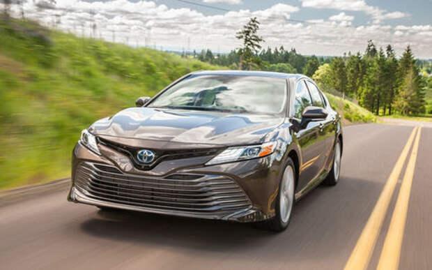 Новая Toyota Camry для России: первые подробности