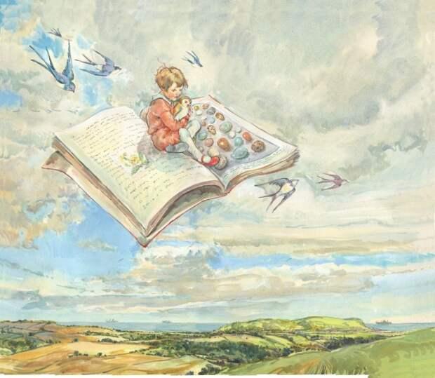 Чтение текстов в осознанном сновидении.